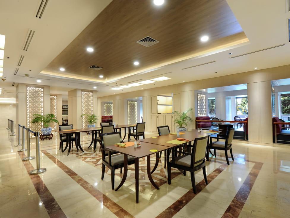 Bogor Cafe - Hotel Borobudur Jakarta