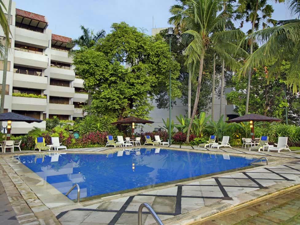 Leisure - Children Pool - Hotel Borobudur Jakarta