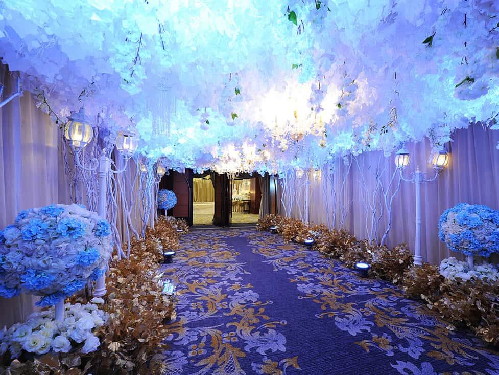 Gatherings & Events - Bridal & Baby Shower - Hotel Borobudur Jakarta