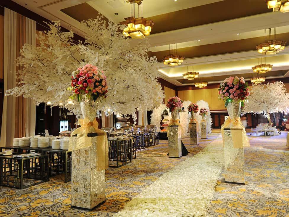 Gatherings & Events - Wedding - Hotel Borobudur Jakarta