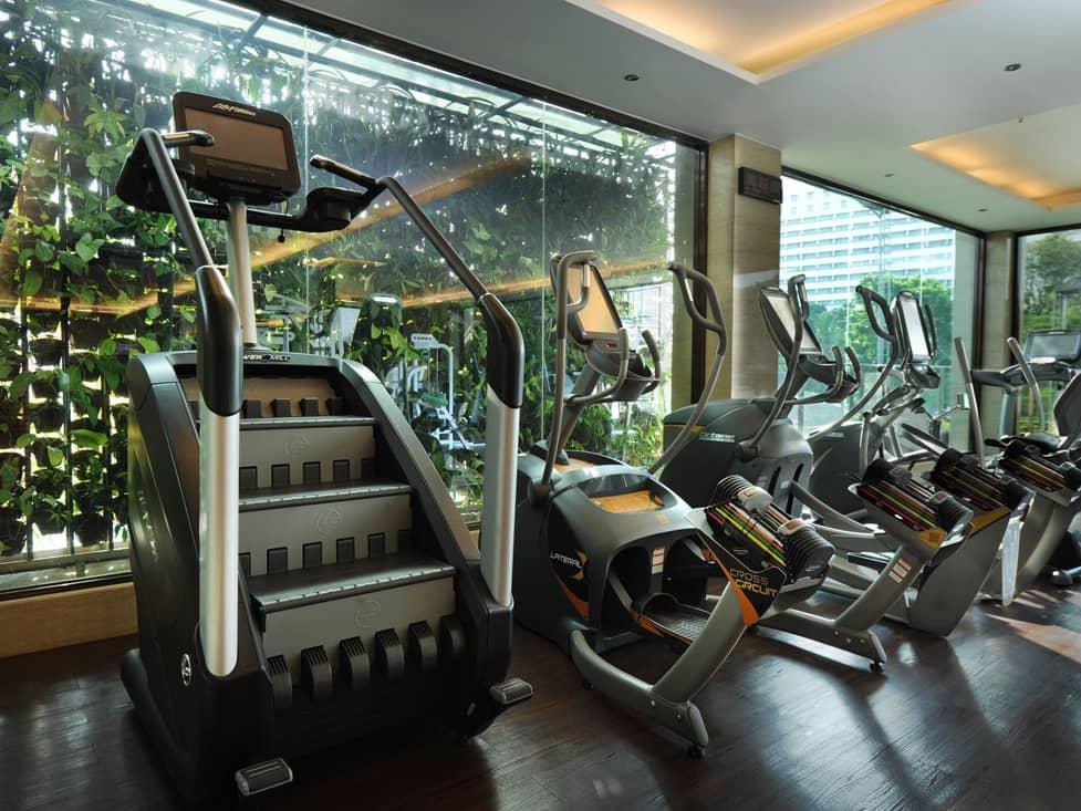 Club & Spa Borobudur - Gym