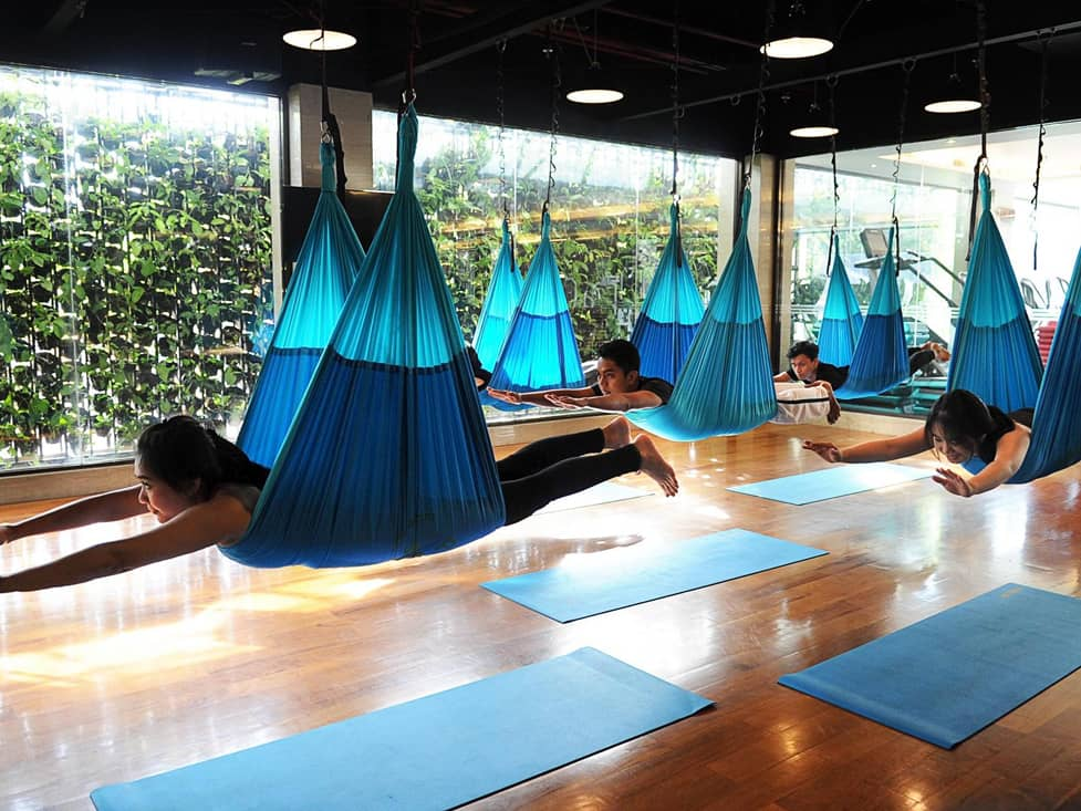 Club & Spa Borobudur - Yoga