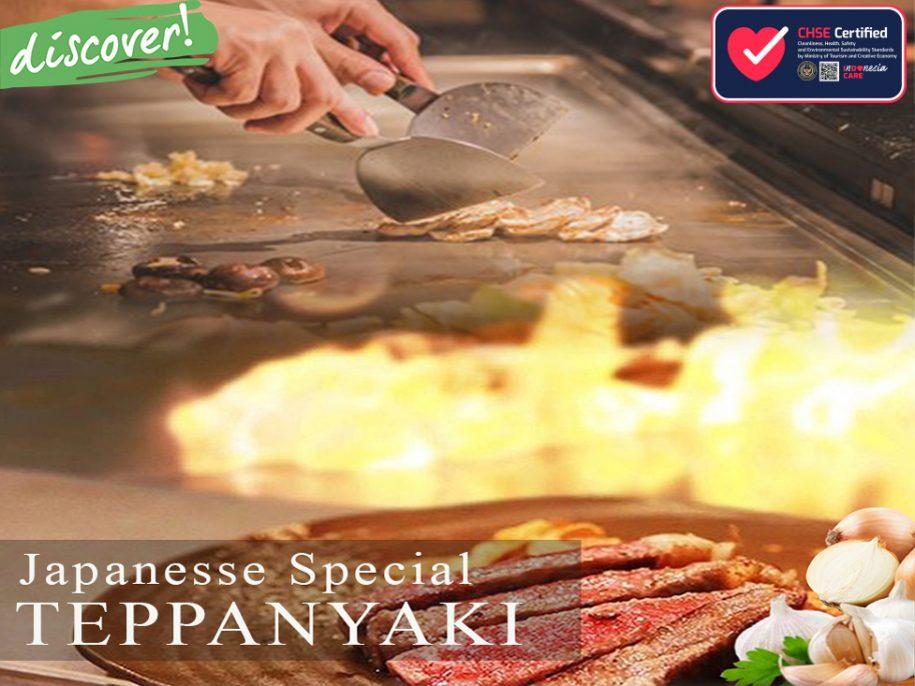 Japanesse Special Teppanyaki
