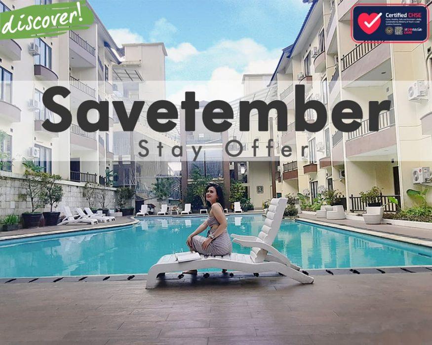 Savetember Stay Offer