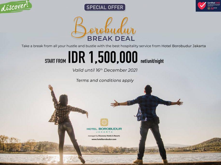Borobudur Break Deal